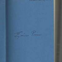 Signed First Edition First Print Vintage Book, Eugenia Price, Don Juan McQueen, 1974 Solid Hardcover With Dust Jacket, Signed First Edition