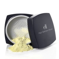 e.l.f. Studio High Definition Powder #83334 Corrective Yellow