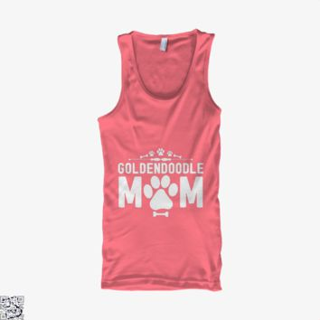 Goldendoodle Mom, Family Love Tank Top