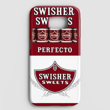 Swisher Sweets Samsung Galaxy S7 Edge Case