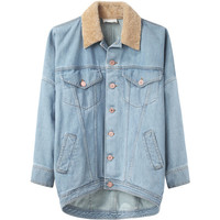 Boy by Band of Outsiders Dolman Jean Jacket