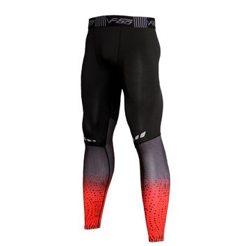 Men's Multi-Color Tights
