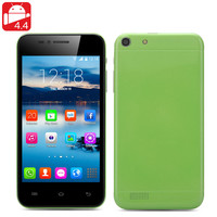 Q6 Dual Core 3G Smartphone - Android 4.4 OS, MTK6572 CPU, 4.6 Inch 800x480 Display, Dual SIM Support, Bluetooth (Green)