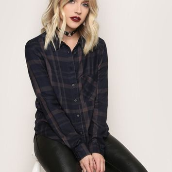 Hunter Mountain Flannel Shirt - What's New at Gypsy Warrior