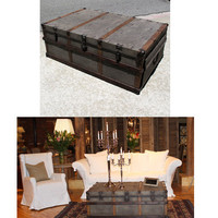 Pascal Trunk / Coffee Table