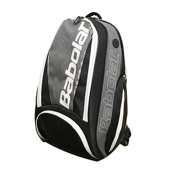 Babolat Pure Grey Racquet Holder Tennis Backpack