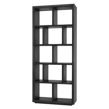 Black Bookcase | Eichholtz Marguesa
