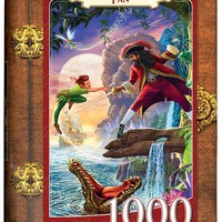 Peter Pan - 1000 Piece Jigsaw Puzzle