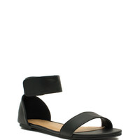 Ready To Mingle Single-Strap Sandals