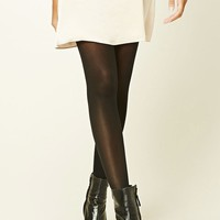 Classic Semi-Sheer Tights