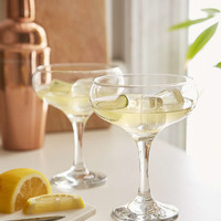 Vintage Style Coupe Glass Set - Urban Outfitters