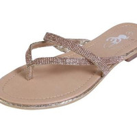 G C Shoes Spring Fling - Rose