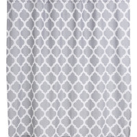 'Moroccan' Shower Curtain