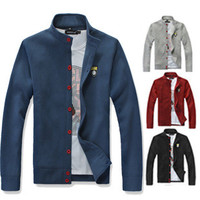 Korean Slim Patchwork Stylish Hoodies [10352111939]