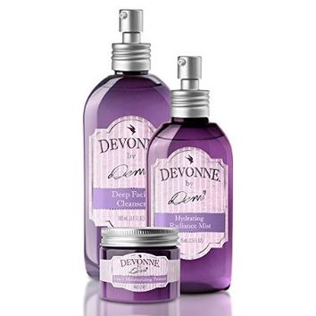 Devonne® By Demi Skin Care Essentials Kit