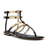 Michael Kors Hollie Studded Strappy Sandal