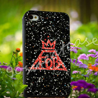 Fall out Boy Sparkle - for iPhone 4/4s, iPhone 5/5s/5C, Samsung S3 i9300, Samsung S4 i9500 Hard Plastic Case