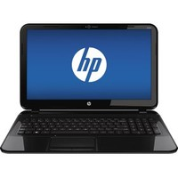 "HP - Pavilion Sleekbook 15.6"" Laptop - 4GB Memory - 640GB Hard Drive - Black"