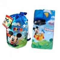 Disney Mickey Mouse Clubhouse Slumber-Bag