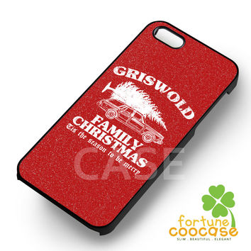 Chevy Chase Griswold Merry Christmas -srwe for iPhone 6S case, iPhone 5s case, iPhone 6 case, iPhone 4S, Samsung S6 Edge