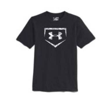 Under Armour Boys' UA Baseball Big Logo T-Shirt