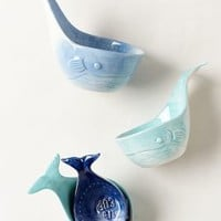Whale-Tail Measuring Cups by Anthropologie in Blue Size: Measuring Cups Glassware