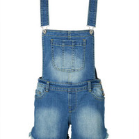 Denim Shortall - Dark Blue