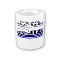 DZ Center Zoolander Coffee Mugs from Zazzle.com