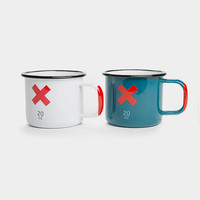 Best Made Company — Seamless & Steadfast 20 oz. Enamel Mugs