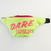 Extreme 80S Dare Fanny Pack Green One Size For Men 23198150001