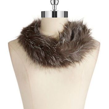 Linda Richards Fur Neckwarmer