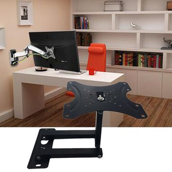 "TV Wall Mount Stand Bracket Holder for 14""-42"" LCD LED Screen Flat Panel TV Monitor"