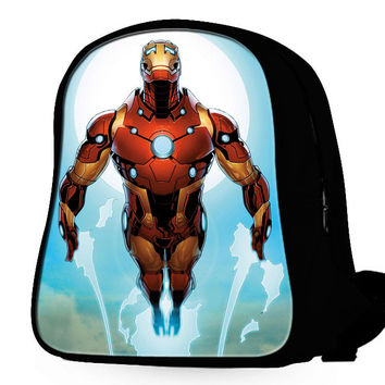 Take A Closer Look At Iron Man Backpack