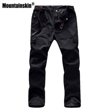 Mountainskin Men's Summer Waterproof Pants