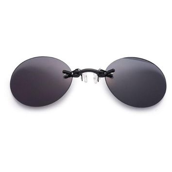 Mens Clip Nose Sunglasses