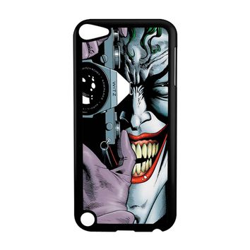 Joker Harley Quinn Batman Avengers iPod Touch 5 Case