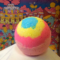 Princess Bubblegum's Candy Kingdom Bath Bomb