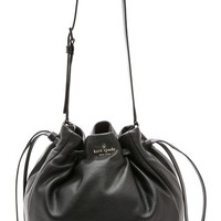 Kate Spade New York Kacey Lane Poppy Bucket Bag
