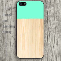 lighting green wood wooden iphone 6 6 plus iPhone 5 5S 5C case Samsung S3, S4,S5 case, Ipod touch Silicone Rubber Case, Phone cover