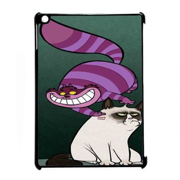 grumpy cat and cat cheshire iPad Air CASE *NP*