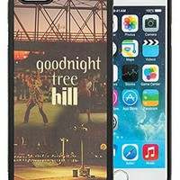 100% Brand New with High Quality Custom Design Goodnight Tree Hill Black Case For iPhone 6 TPU 4.7 inch