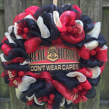 Firefighter Wreath,Firefighter Gift, Firehouse,Fireman Wreath,Firehouse Gift, Firefighter,Fireman,Firehouse Wreath, Firehouse Gift,Fireman