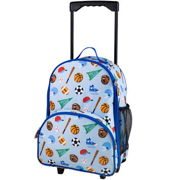 Olive Kids Game On Rolling Luggage - 85406