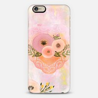 My Watercolor  iPhone 6 case by Li Zamperini Art | Casetify