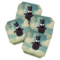 Natt Hello Coaster Set