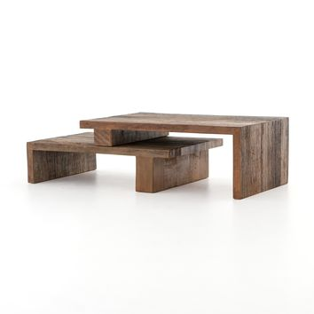 NADINE NESTING COFFEE TABLE