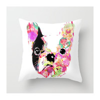 Gilbert the Frenchie Pillow