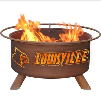 Louisville Steel Fire Pit by Patina Products