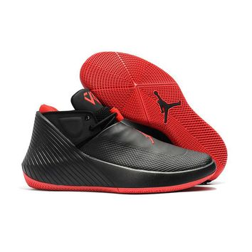 "Air Jordan Why Not Zer0.1 ""Black Red"" - Best Deal Online"