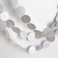 Paper Garland, Wedding Bunting, Party Decor